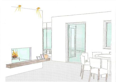 villa am bach - birgit von moltke innenarchitektur, Innenarchitektur ideen