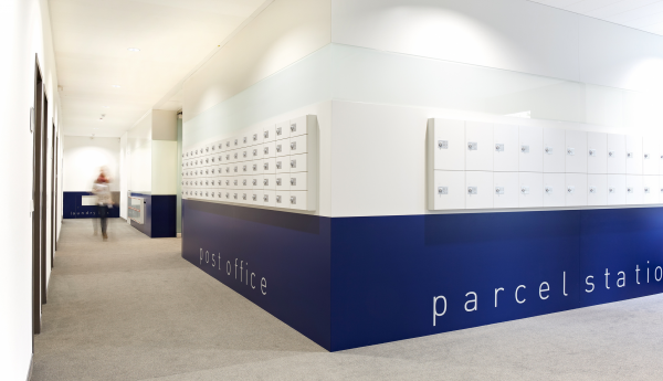 Wirecard AG – Post office
