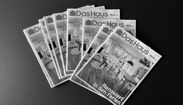 DasHaus – Titelprojekt